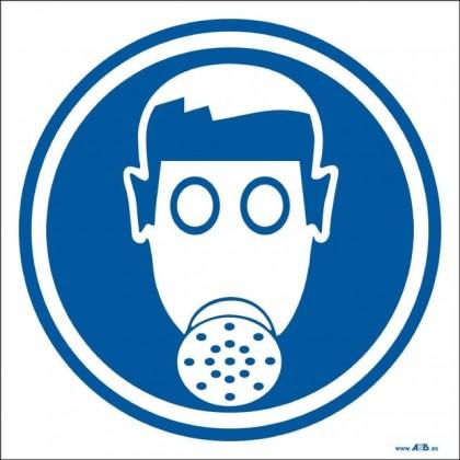 Uso obligatorio de máscara