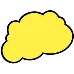 Adhesivo fluor nube