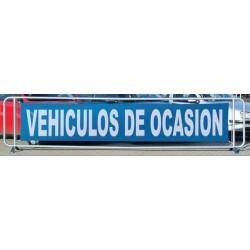 Pancarta informativa