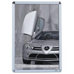Marco aluminio clip de 32 mm