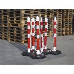 Set de postes para exterior