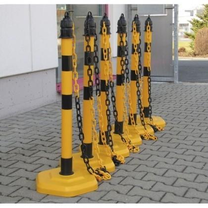 Set postes de guiado para exterior