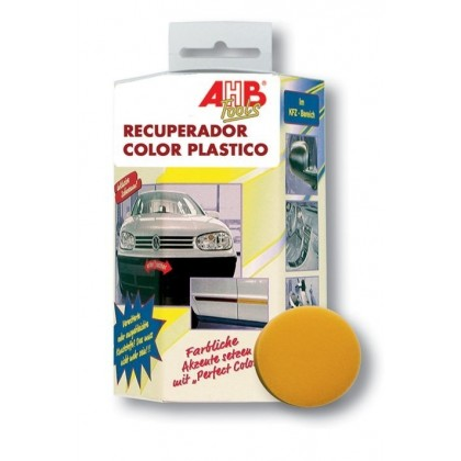 Kit recuperador color plástico