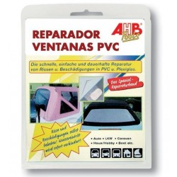 Kit reparación ventanas de PVC y metacrilato
