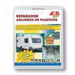 Kit reparador agujeros en plásticos