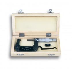 Micrómetro 0-25 mm