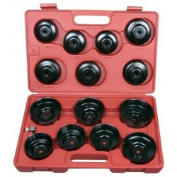 Set para aflojar filtros de aceite