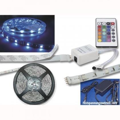 Cinta de LEDs RGB