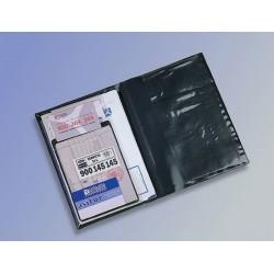 Funda documentación PVC 2 cuerpos