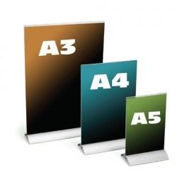 Expostior base aluminio