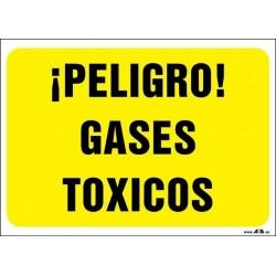 ¡Peligro! Gases tóxicos