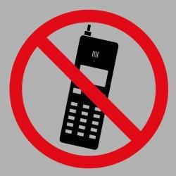 Prohibido móviles