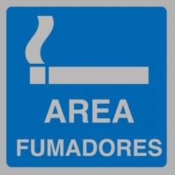 Área de fumadores