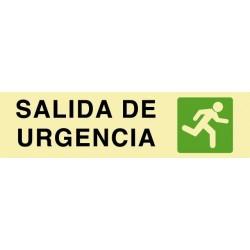 Salida de urgencia
