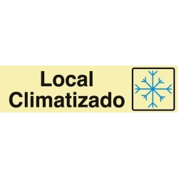 Local climatizado