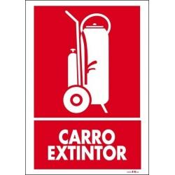 Carro extintor