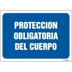 Protección obligatoria del cuerpo