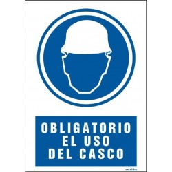 Obligatorio el uso del casco