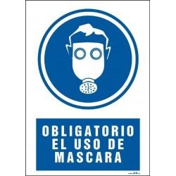 Obligatorio el uso de máscara