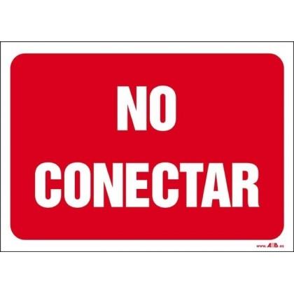 No conectar