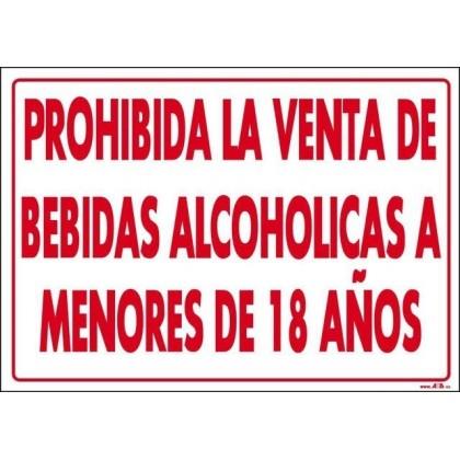 Prohibida la venta de alcohol a menores