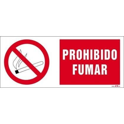 PROHIBIDO FUMAR