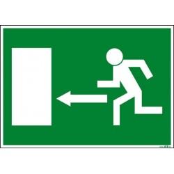 Salida flecha izquierda