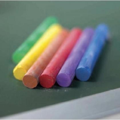Tiza de color