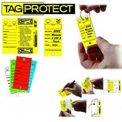 Llaveros tag-protec