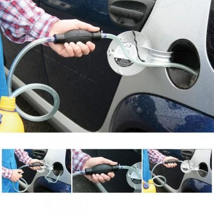 Bomba manual para el trasvase de líquidos