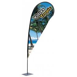 Mástil fibra surf/raqueta