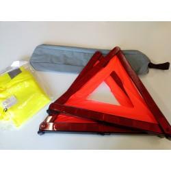 Bolsa kit emergencia básico