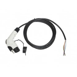 Cable de carga Tipo 1 con extremo abierto
