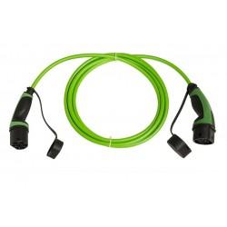 Cable de carga verde, trifásico T2 a T2