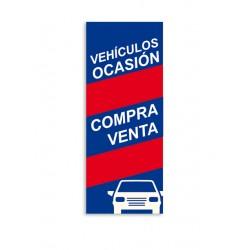 Bandera Compra Venta - Modelo 23