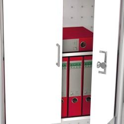 Puertas para mostrador exposiciones