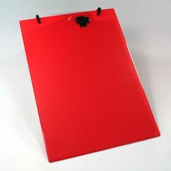 Pack - 5 Carpetas A4, color rojo