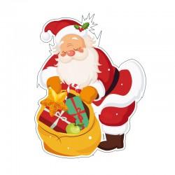 Papá Noel regalos