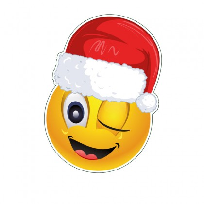 Smiley Santa Claus