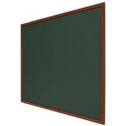 Pizarra verde marco madera