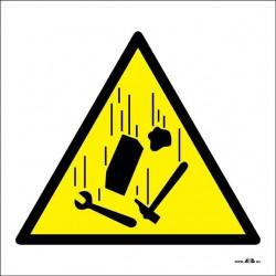 Caída de objetos