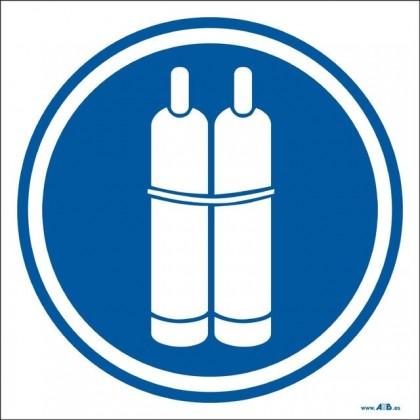Es obligatorio enganchar las botellas