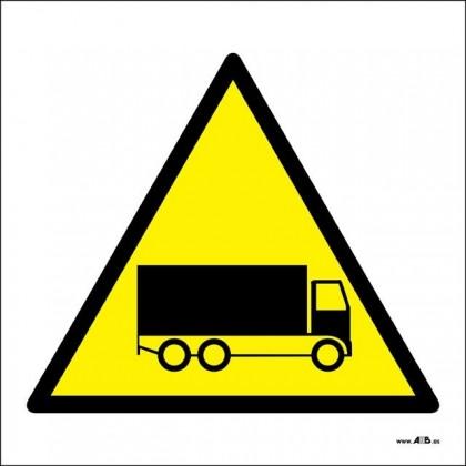 Salida de camiones