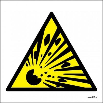 Materias explosivas