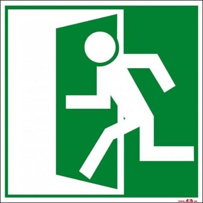 Salida a la izquierda