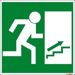 Salida escaleras arriba derecha